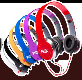 Headphone Fisk