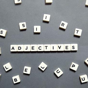A ordem dos adjetivos em inglês