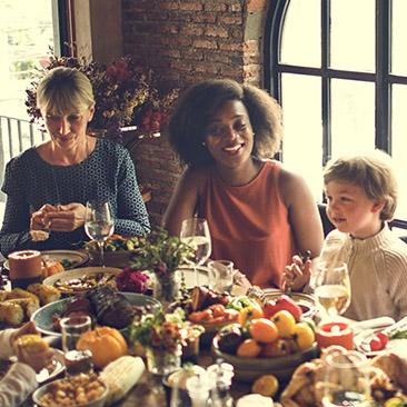 Aquele com o Thanksgiving...