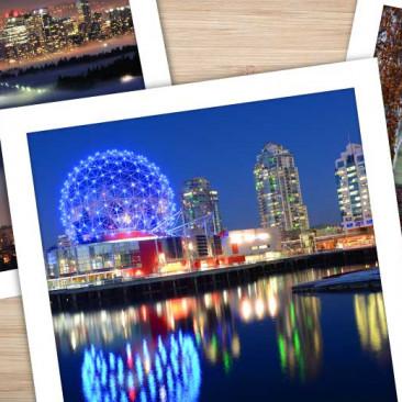 Estude inglês em Vancouver!
