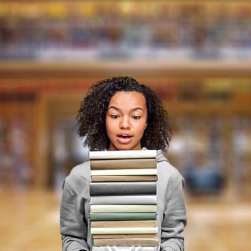 Qual série literária é a sua cara?
