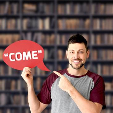"""Verbos em inglês: phrasal verbs com """"come"""""""