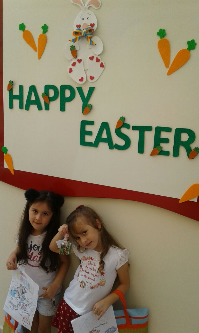 Fisk Salesópolis/SP - Happy Easter!