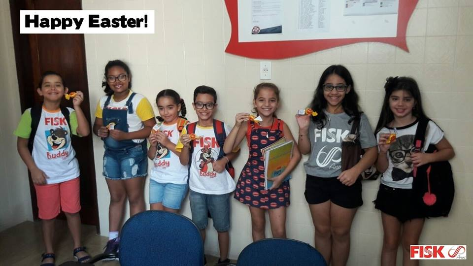 FISK CONSELHEIRO LAFAIETE/ MG - HAPPY EASTER