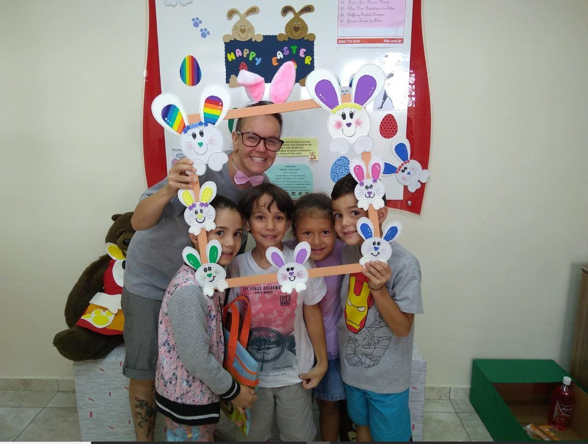 Fisk São Bento do Sapucaí - Happy Easter