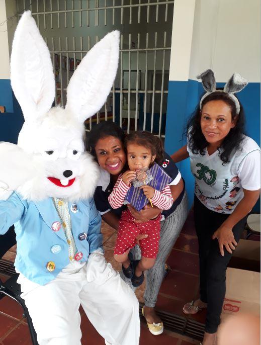 Fisk Marialva / PR - Sweet Easter