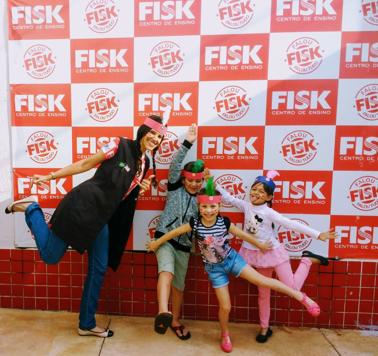 Fisk de Goiânia 2/GO - Indian's day