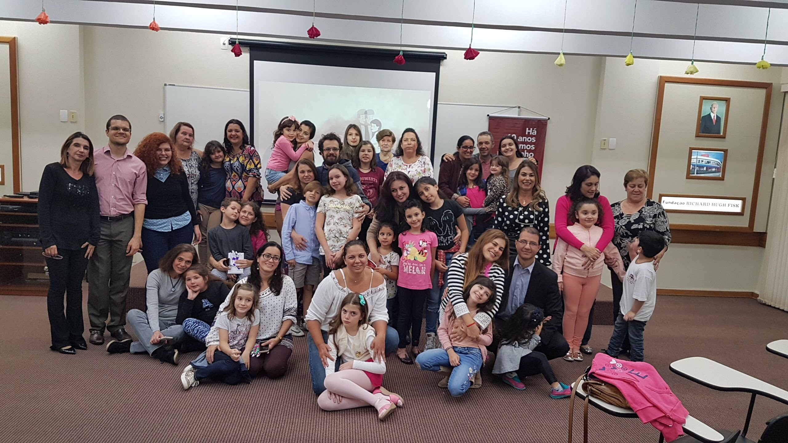 Fisk Jabaquara - Comemoração Dia das Mães
