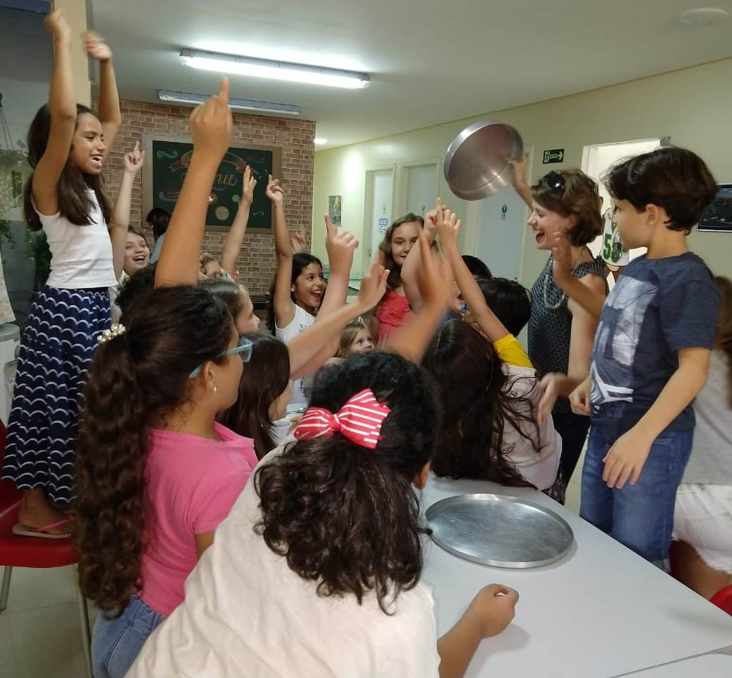 Fisk Arcoverde/PB - Isso que é uma aula divertida!