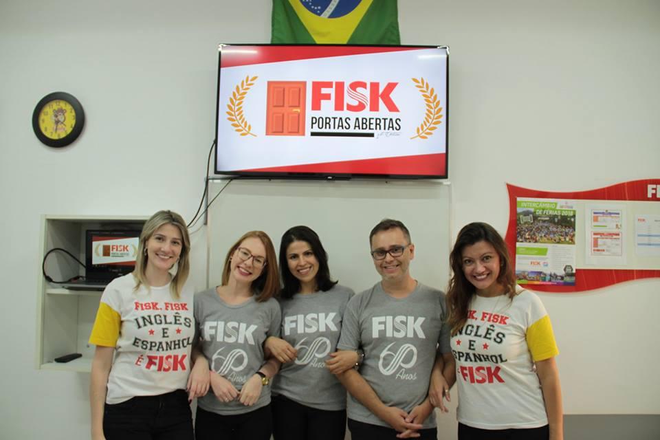 "Fisk Taubaté/SP - ""Fisk Portas Abertas - 1ª edição"""