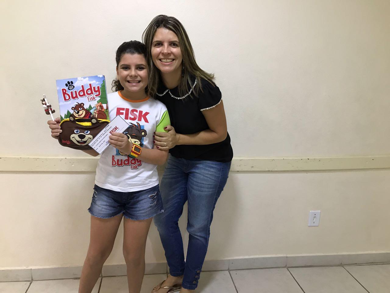 Governador Valadares/ MG: Promoção Buddy FISK