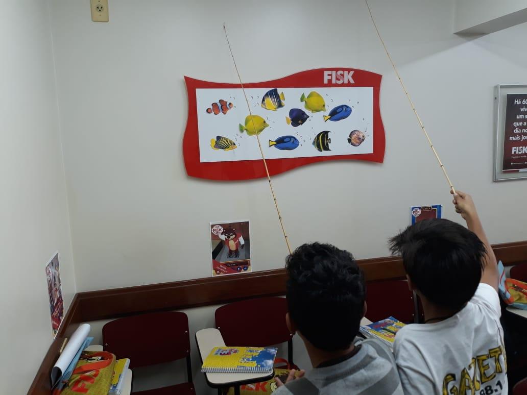 Fisk Itaquera/ SP - Semana animada