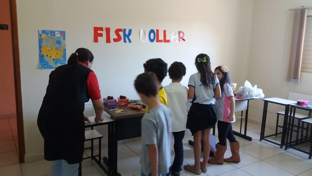 Fisk Cidade: Goiânia/ GO - Bazar Fisk Dollar