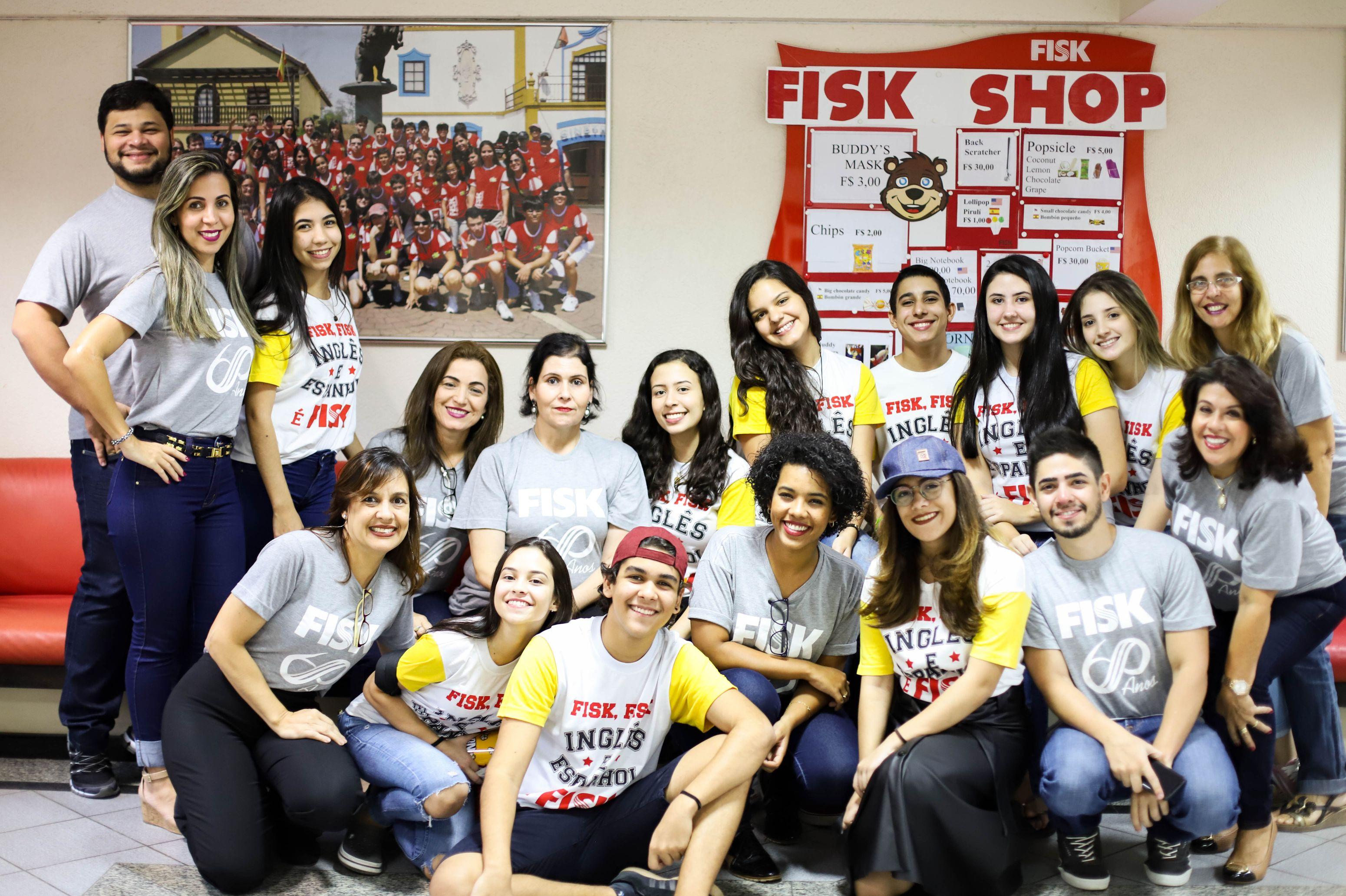 Fisk Governador Valadares - FISK SHOP