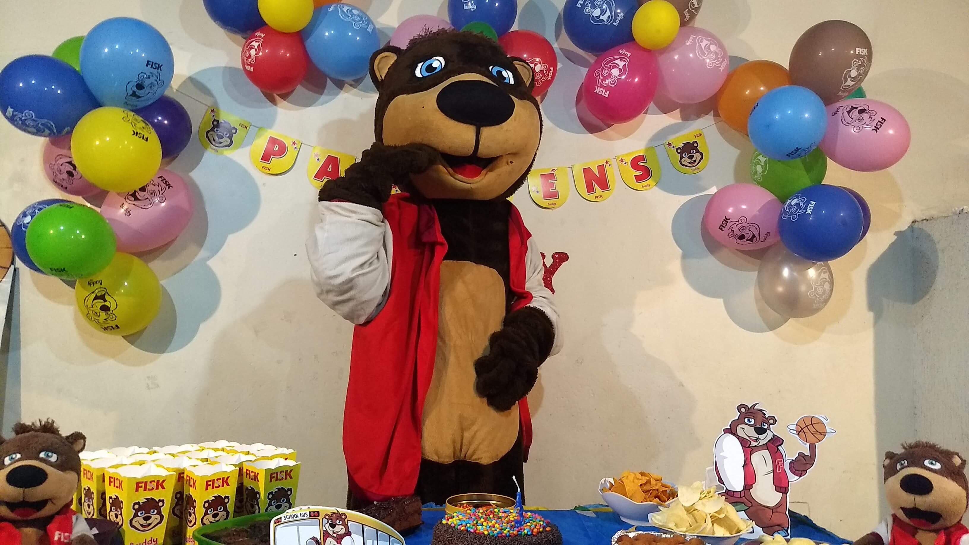 Fisk Niterói (Piratininga)/ RJ: Ação Festa do Buddy