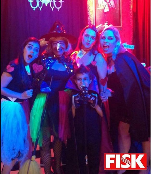 Fisk Conselheiro Lafaiete/MG - Halloween da FISK
