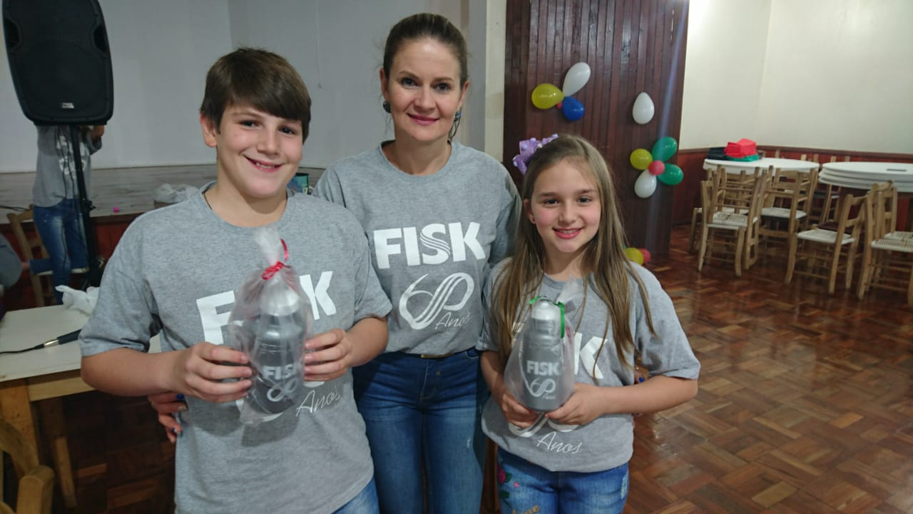 Fisk São Valentim/RS - Fisk Kids Party