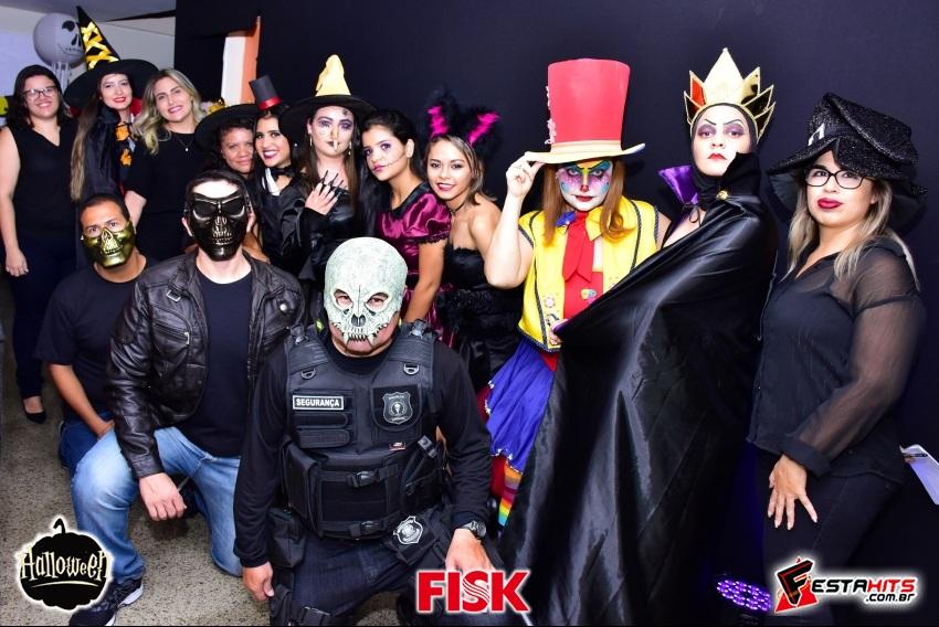 Fisk Sobral/CE – Halloween