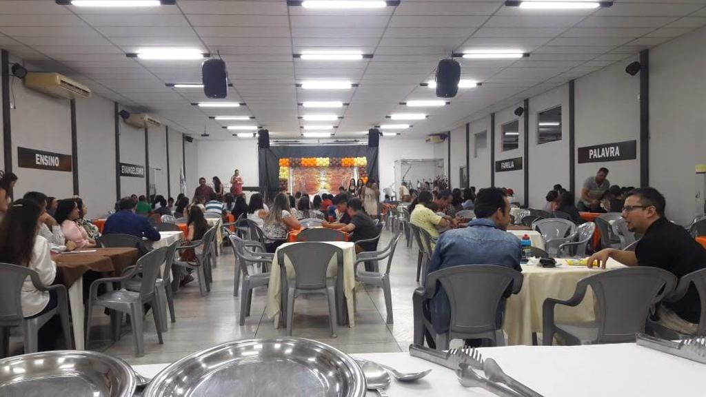 Fisk Goiânia 2/GO - Thanksgiving Dinner