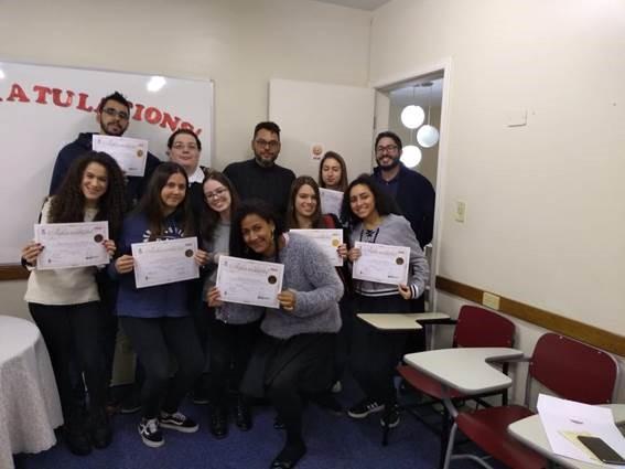 Fisk Pirituba/SP - Entrega de diplomas