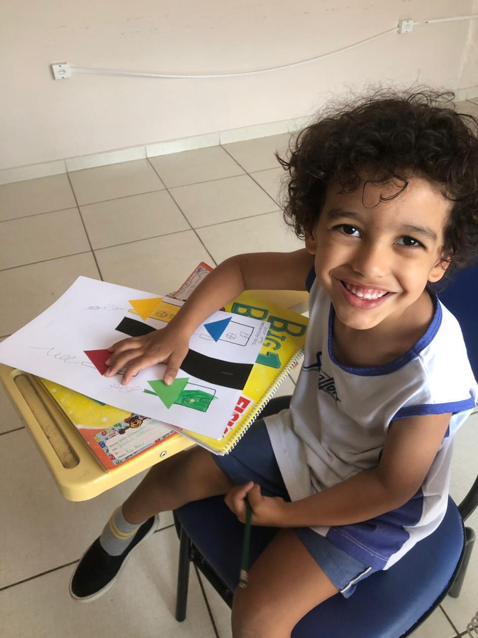 Fisk Goiânia 2/GO Big Box 1 - Colors