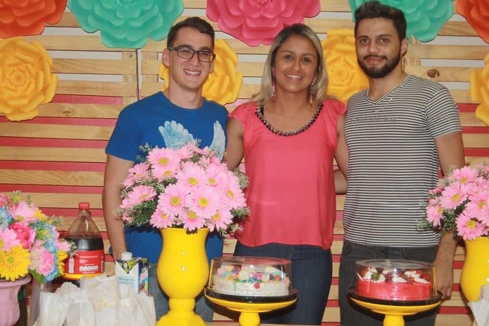 Fisk Goiânia (Urias Magalhães)/GO - Happy Birthday!!!