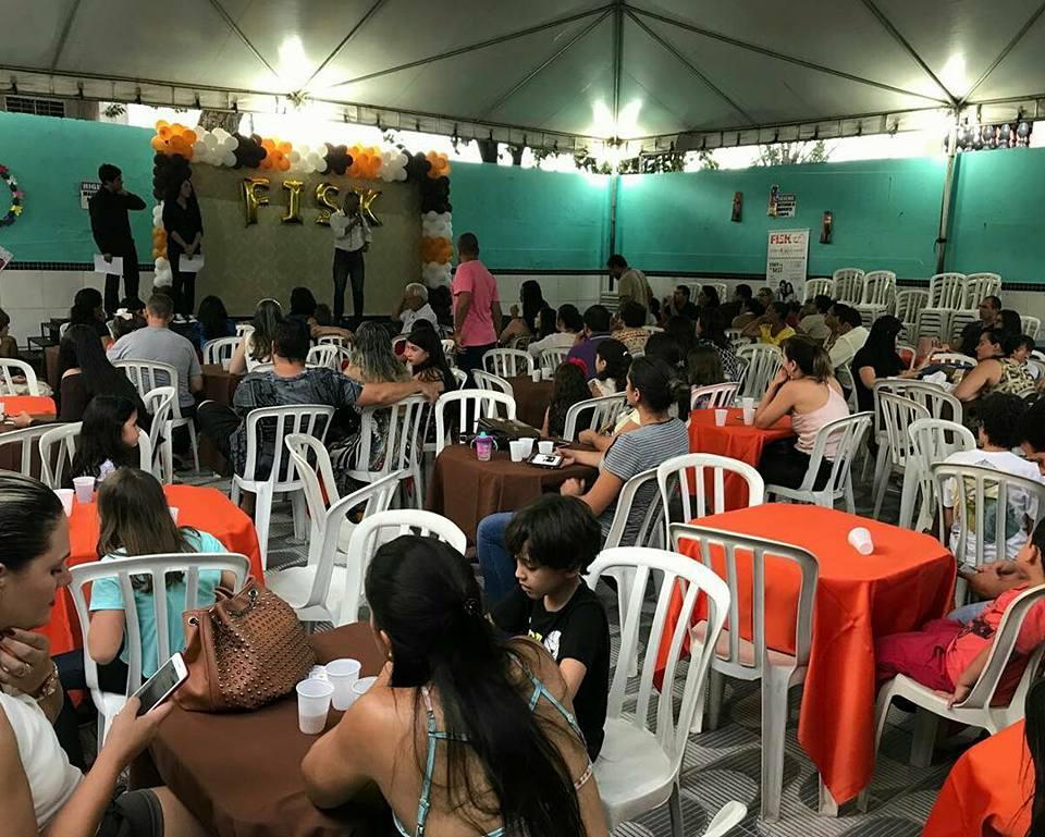 Cidade Goiânia (Urias Magalhães)/GO - Thanksgiving 2017