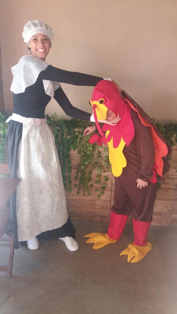 FISK Marialva/PR - Thanksgiving