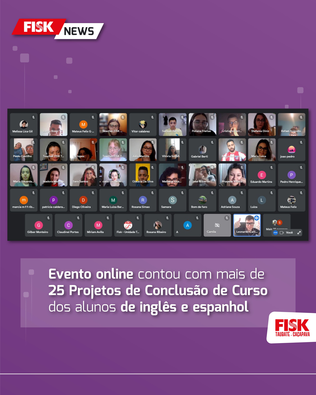 Fisk Caçapava e Taubaté/SP - Fisk Portas Abertas Online