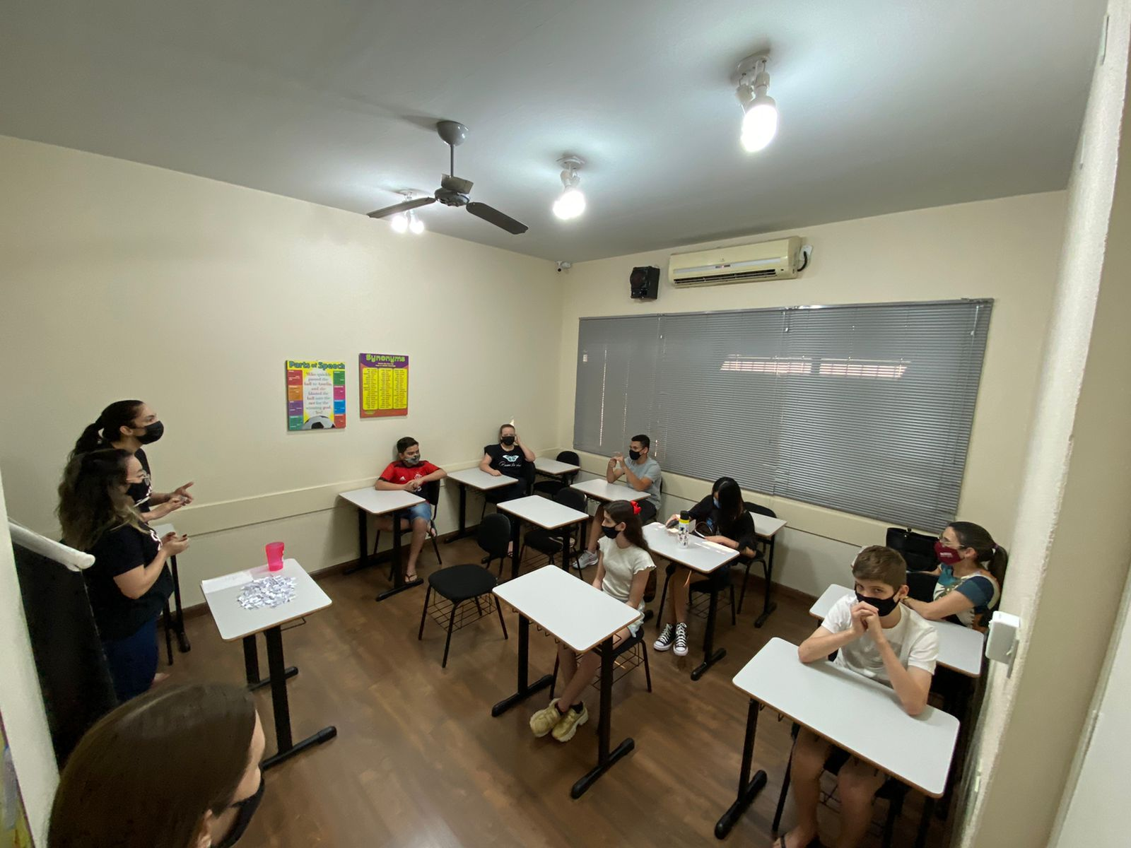 Fisk Dourados (Vl. Progresso) /MS - Spelling Bee 2021