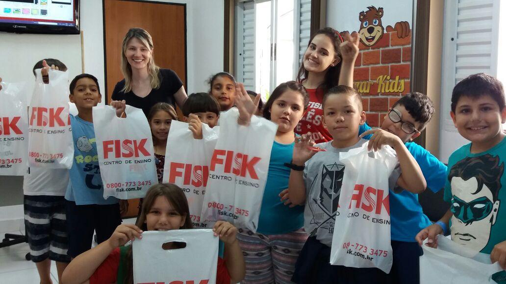 Fisk Taubaté e Caçapava/ SP - Bazar Kids