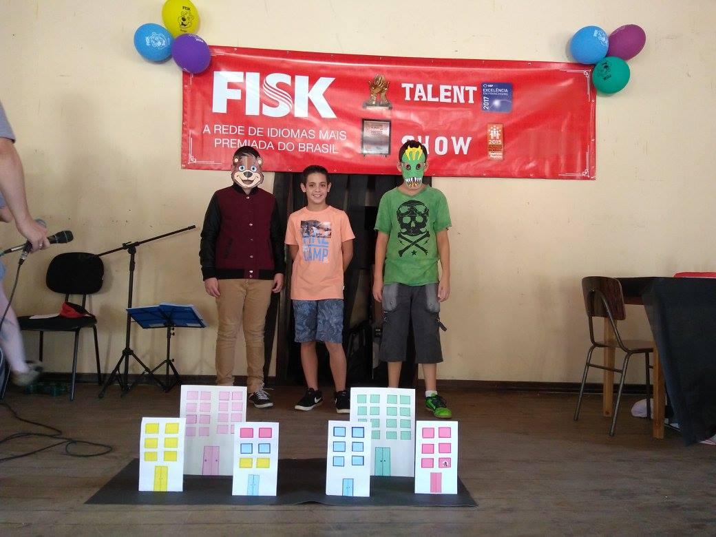 Fisk São Bento do Sapucaí/SP - Garage Sale & Talent Show
