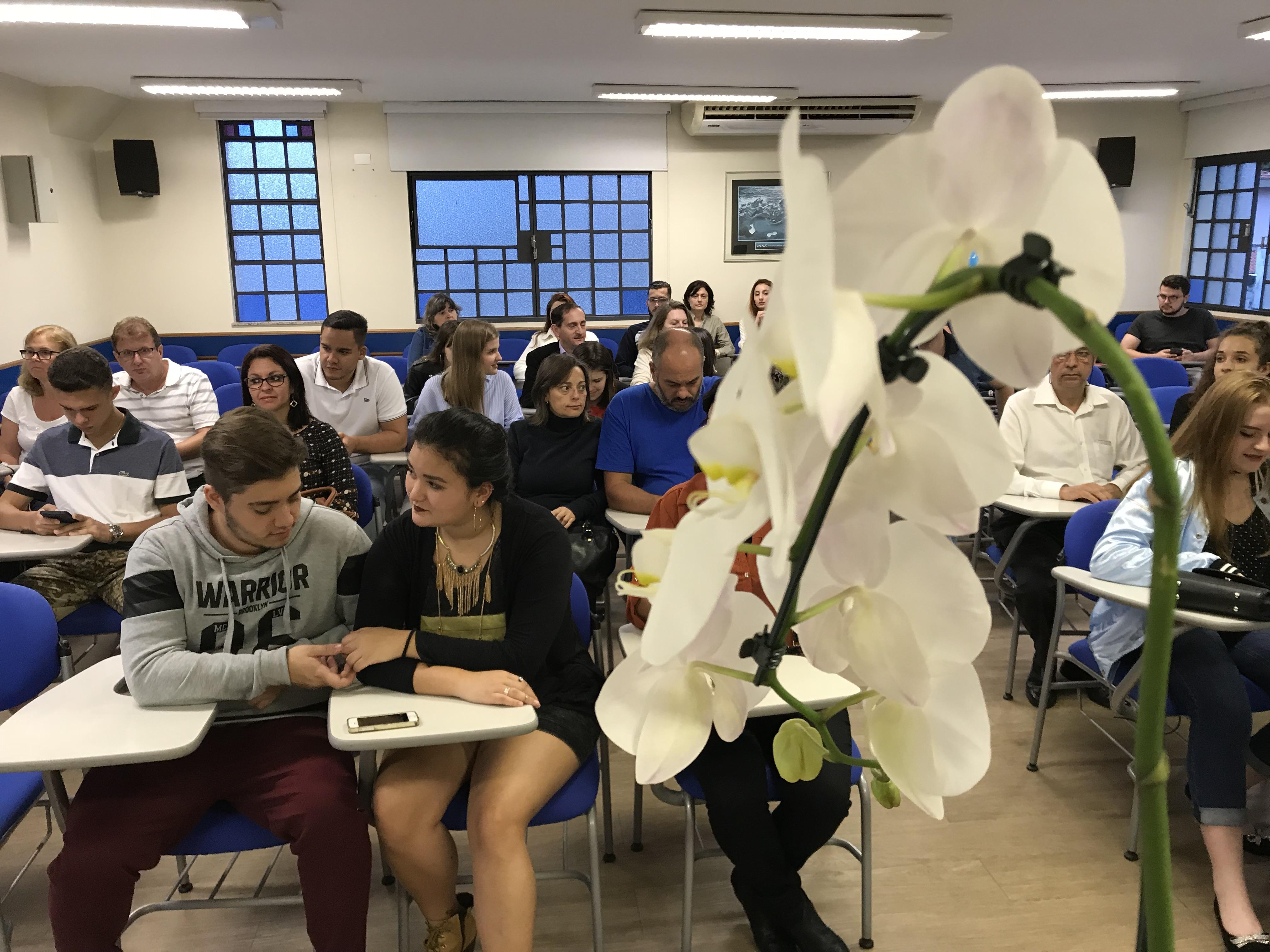 Fisk São Bernardo do Campo/SP - Entrega de certificados